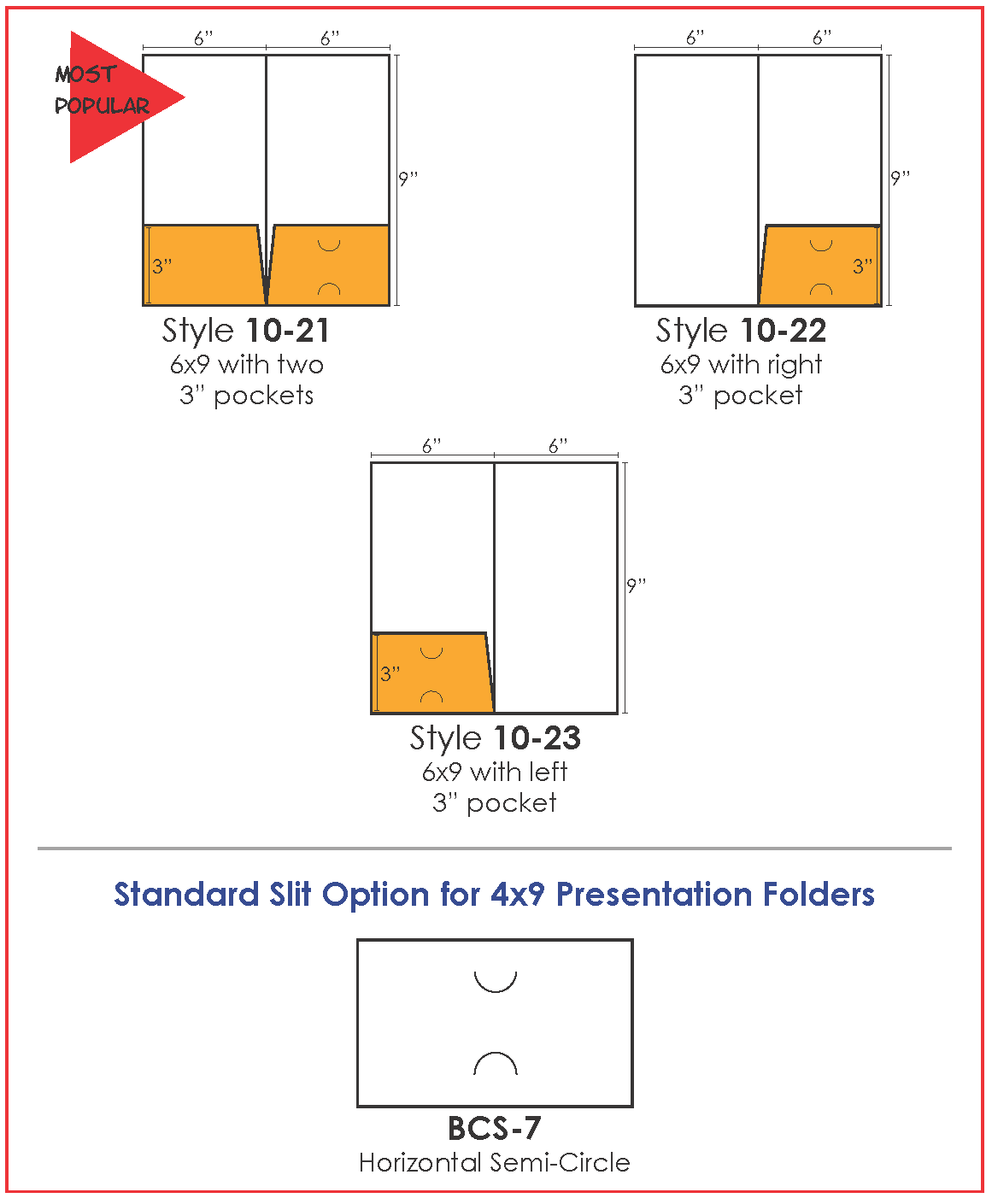6x9 pocket folder printing in lansing, mi | allegra, Presentation templates