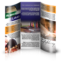 Brochure Printing Options