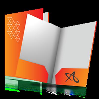 Pocket Folder Printing In Lansing Mi Allegra